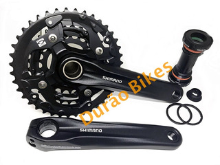Pedivela Shimano Acera 27v Mt300 40/30/22 Hollowtech M3000