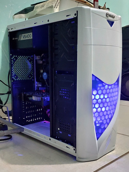 Pc Gamer G4560 8gb Ddr4 Rx550 4gb