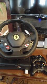 Volante Simulador Pc Xbox Thrustmaster Ferrari 458 Italia