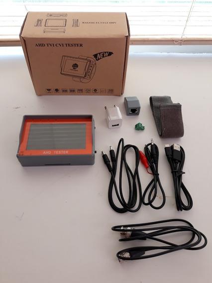 Monitor Para Teste E Posicionamento De Câmeras Cctv E Cftv