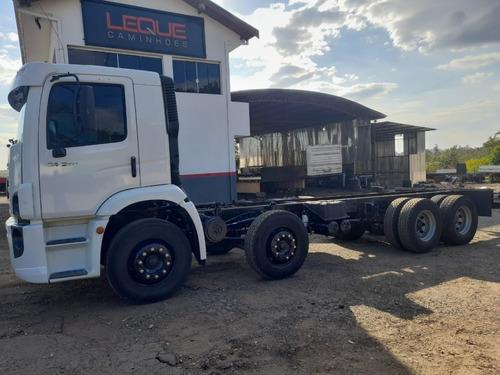 Imagem 1 de 9 de Caminhão Vw 24.250 4ºeixo Ano2011 8x2