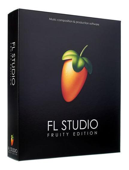 Fl Studio 20 Fruity Edition Licencias Nuevas 100% Originales