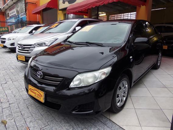 Toyota Corolla Xli 16v Flex 4p Automático Ano 2011
