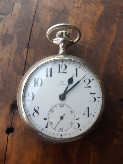 Reloj De Bolsillo Marca Omega!