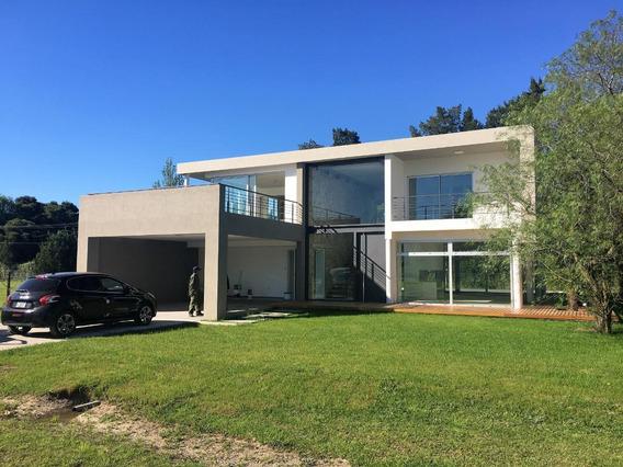 Casa Alquiler 4 Dormitorios ,3 Baños, Piscina Y Parrilla -estrenar-lote 20 X 50 Mts Y 290 Mts 2 Cubiertos - La Candida