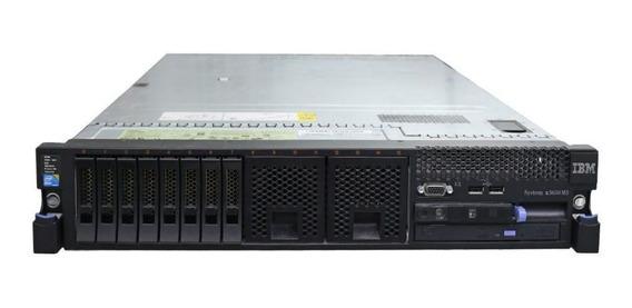 Servidor Ibm X3650 M3 Intel Xeon X5649 96gb 146gb - Usado