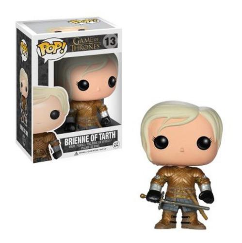 Figura Funko Pop Got Games Of Thrones Brienne De Tharth 13