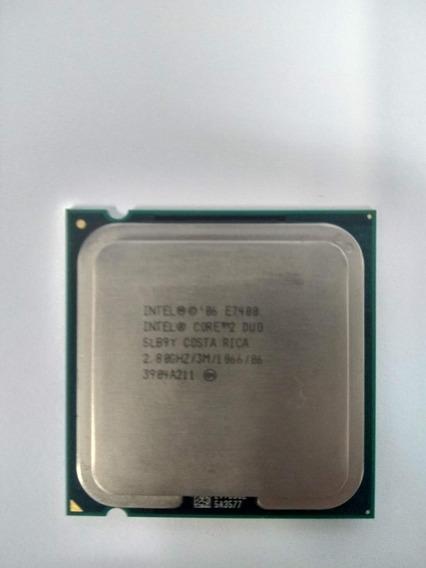 Processador Intel Core 2 Duo E7400 2.8 Ghz