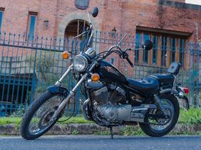 Virago 250 Yamaha Custom - Moto De Coleção