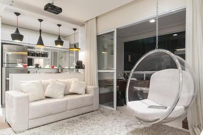 Apartamento Em Vila Mariana, São Paulo/sp De 45m² 1 Quartos À Venda Por R$ 629.550,00 - Ap227469