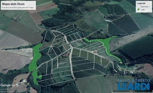 Imagem 1 de 2 de Terreno Em Condomínio - Salto De Pirapora - Sp - 574153