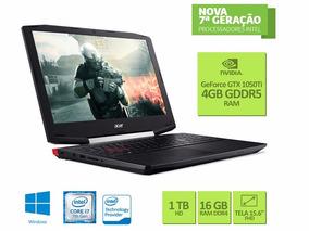Acer Aspire Vx5, I7-7700hq, 16gb Ddr4 Ram, 1tb Hdd