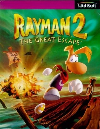 Rayman 2: The Great Escape Pc Original, Envio Digital