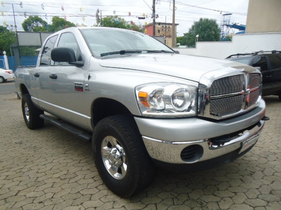 Ram 5.9 4p 2500 I6 Slt 4x4 Have Duty Turbo 2007
