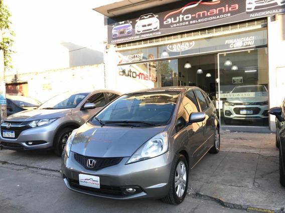 Honda Fit 1.5 Ex-l At Automania