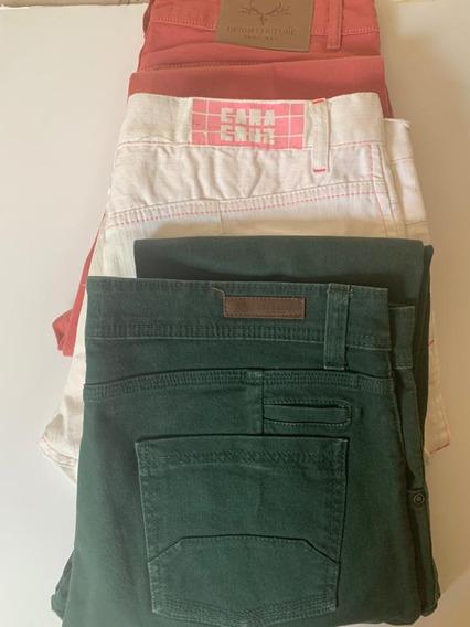Zara / Caracruz Pantalones Hombre. Excelentes