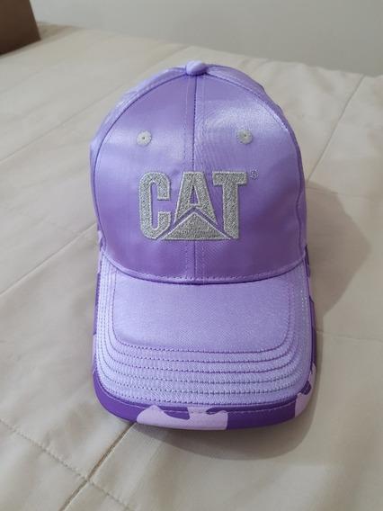 Gorra Cat Mujer