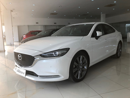 Mazda 6 Grand Touring Lx 2.5 2020