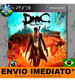 Jogo Dmc Devil May Cry Promoção Pronta Entrega Ps3   Digital