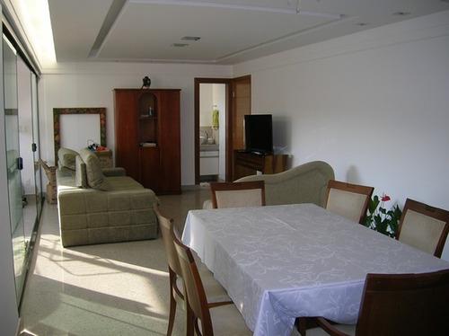 Ótimo Apartamento Com 04 Quartos, 03 Vagas Livres. - Pr1459