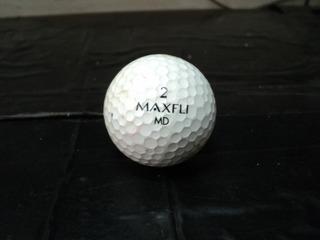 Bola Golf Maxfli Md Tungsten 100