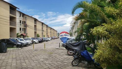 Imagem 1 de 30 de Apartamento Com 2 Dormitórios À Venda, 48 M² Por R$ 130.000,01 - Inhoaíba - Rio De Janeiro/rj - Ap0478