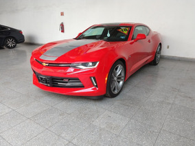 Chevrolet Camaro 2p Coupe Rs V6/3.6 Aut