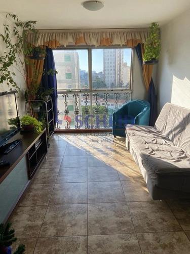 Imagem 1 de 8 de Apartamento No Jabaquara, 3 Dormitórios - Mc7684
