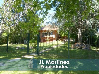 Alquiler Chalet 4 Dormitorios Villa Gesell Zona Norte