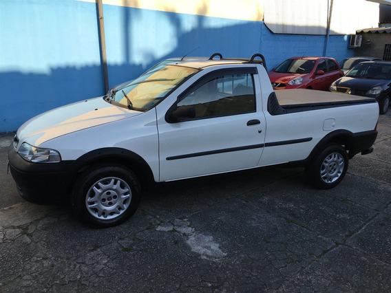 Fiat Strada 1.3 Mpi Fire Cs 8v Gasolina 2p Manual