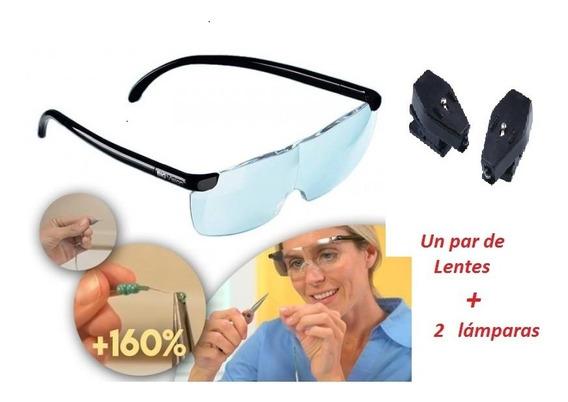 Lentes Tipo Big Vision + 2 Lámparas Led Oferta !!!!