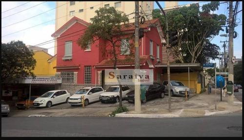 Casa À Venda, 343 M² Por R$ 4.800.000 - Vila Marina - São Paulo/sp - Ca0744