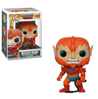 Funko Pop Beast Man 539 Masters Of The Universe Muñeco