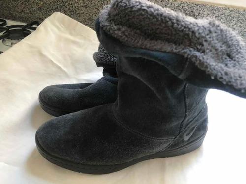 Botas De Abrigo/gamuza Nike Originales