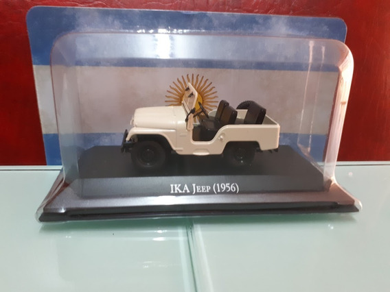 Ika Jeep 1956 Autos Inolvidables Salvat