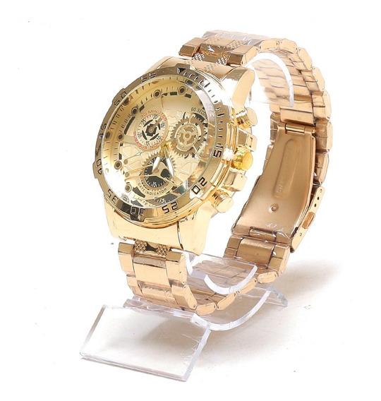 Kit Barato 6 Relógios Luxo Masculino Lindos Para Revenda