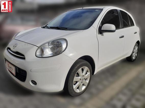 Nissan March Sv 1.6 16v Flex Fuel