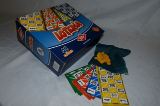 Lotería 24 Y 48 Cartones