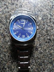 Relógio Masculino Timex Com Luz De Fundo