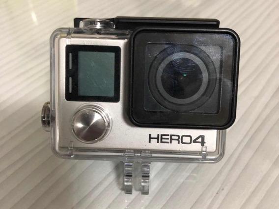 Gopro Hero 4 Com Visor Lcd