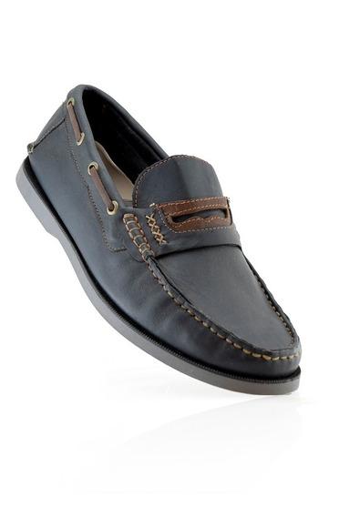 Mocasin Dunlop Cuero 2641-20 Elis Calzados