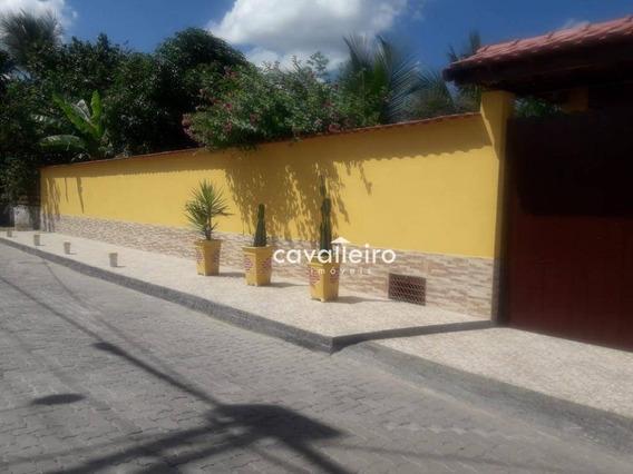 Casa Residencial À Venda, Centro, Maricá. - Ca3188