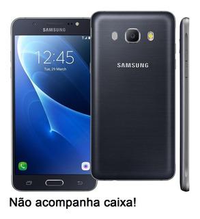 Samsung Galaxy J5 2016 16gb Tela 5.2 4g Preto Novo