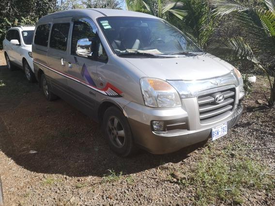 Hyundai Starex Automatica 12 P Recibo!!