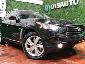 Disauto Infiniti Qx70 Seduction 5.0 Bose Gps Caminando 2016