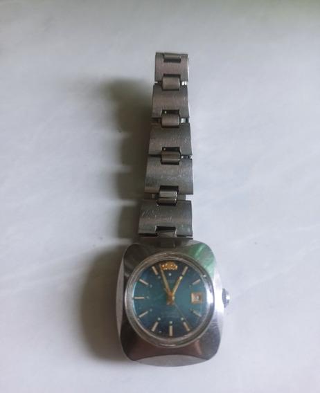 Relógio Orient 21 Jewels Gs497761-01pr Usado