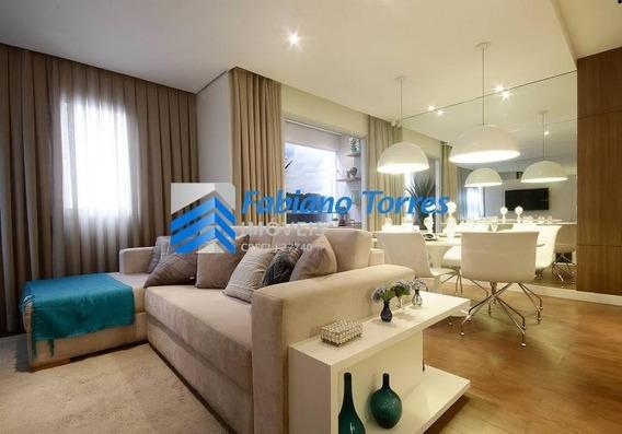 Apartamento A Venda Em São Paulo, Aricanduva, 3 Dormitórios, 1 Banheiro, 1 Vaga - Natur
