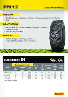 Neumaticos Maquinaria Pirelli 17.5-25 Pn12