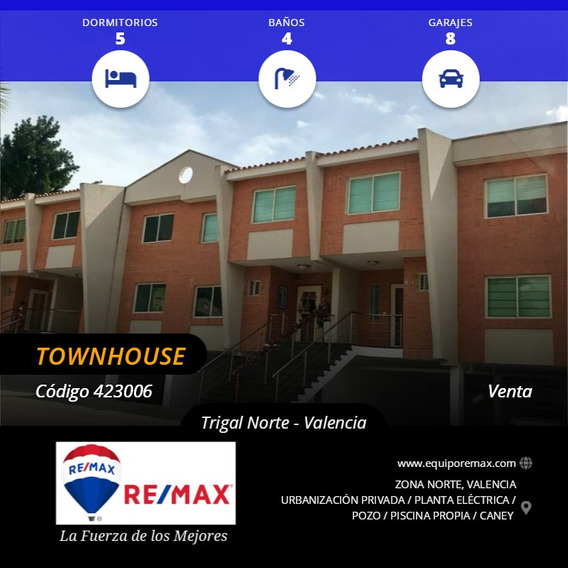 Hermoso Y Amplio Townhouse En Doral Park Trigal Norte - 312m