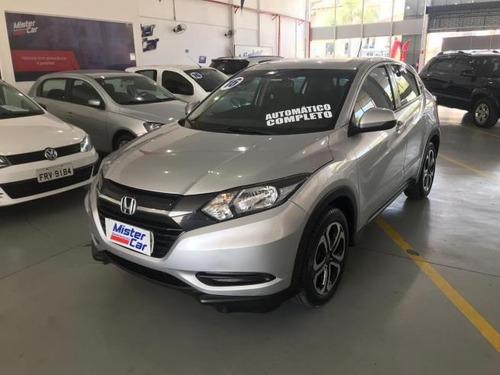 Honda Hr-v  Lx Cvt 1.8 I-vtec Flexone Flex Automático